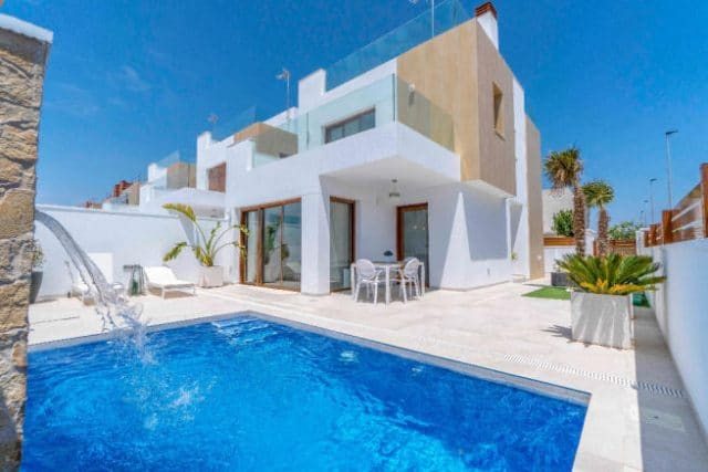 March's Spanish mortgage example on a Spanish property worth €410,000